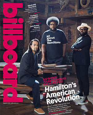 Billboard Back Issue Volume 127, Issue 23