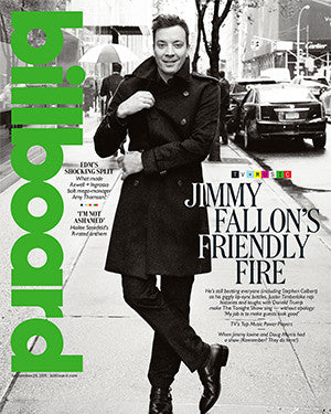 Billboard Back Issue Volume 127, Issue 28