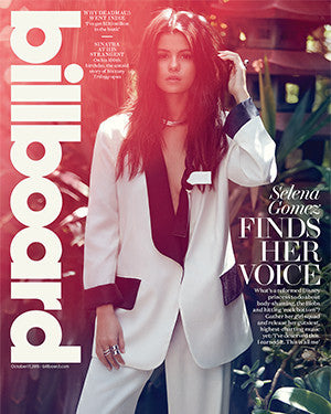 Billboard Back Issue Volume 127, Issue 30