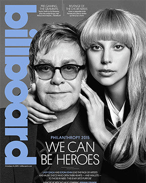 Billboard Back Issue Volume 127, Issue 31