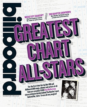 Billboard Back Issue Volume 127, Issue 35