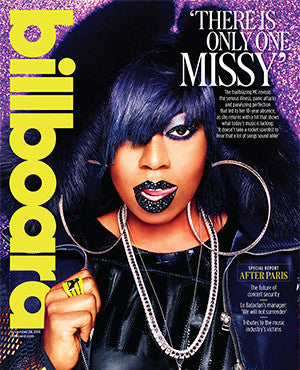 Billboard Back Issue Volume 127, Issue 36