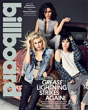Billboard Back Issue Volume 128, Issue 3