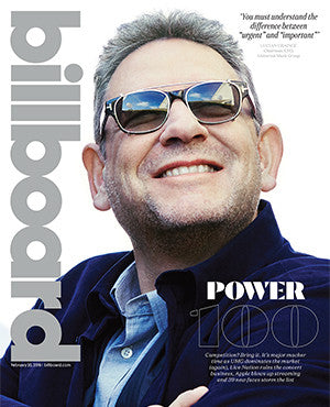 Billboard Back Issue Volume 128, Issue 5