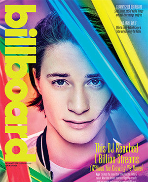 Billboard Back Issue Volume 128, Issue 6