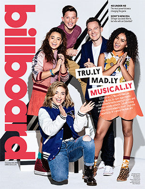 Billboard Back Issue Volume 128, Issue 27