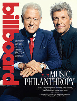 Billboard Back Issue Volume 128, Issue 28