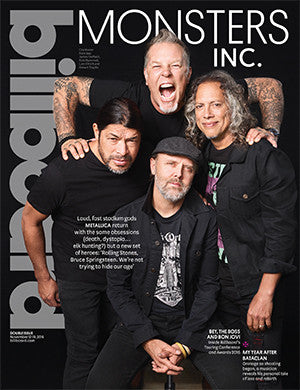 Billboard Back Issue Volume 128, Issue 29