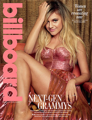Billboard Back Issue Volume 129, Issue 3