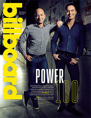 Billboard Back Issue Volume 129, Issue 4