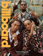 Billboard Back Issue Volume 129, Issue 7