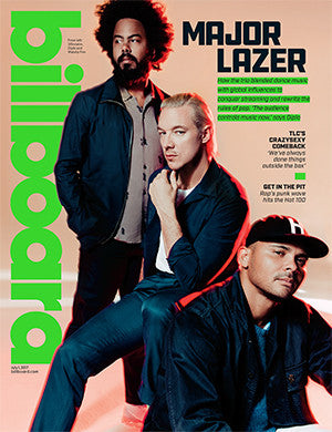 Billboard Back Issue Volume 129, Issue 16