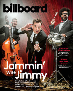 Billboard Back Issue Volume 126, Issue 5