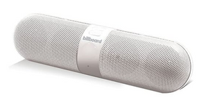 Billboard Pill BT White Speaker