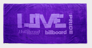 Limited Edition: Billboard & The Hollywood Reporter x Michael Kalish | Towel