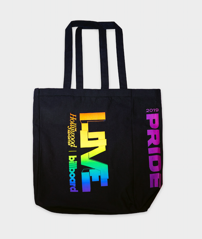 Limited Edition: Billboard & The Hollywood Reporter x Michael Kalish | Tote