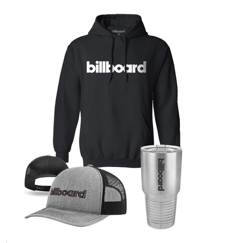 NEW: Billboard Merch Shop