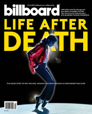 Billboard Back Issue Volume 125, Issue 44