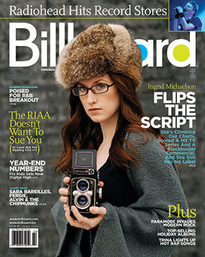Billboard Back Issue Volume 120, Issue 2