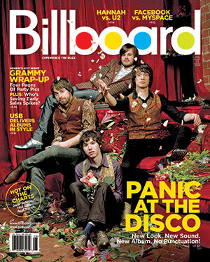 Billboard Back Issue Volume 120, Issue 8