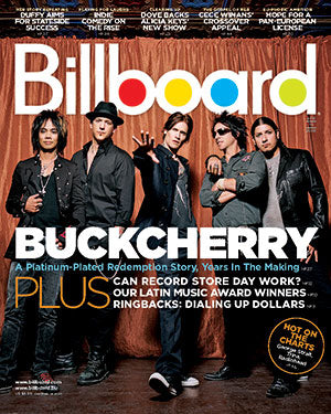 Billboard Back Issue Volume 120, Issue 16