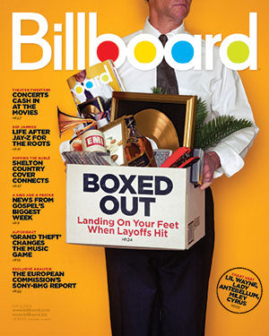 Billboard Back Issue Volume 120, Issue 18