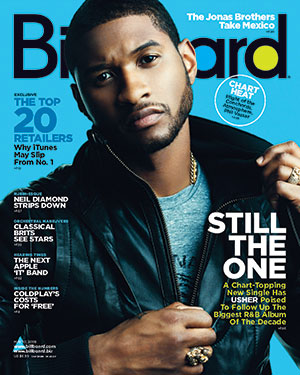 Billboard Back Issue Volume 120, Issue 19