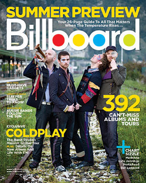 Billboard Back Issue Volume 120, Issue 20