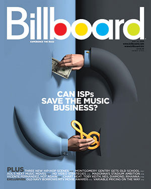 Billboard Back Issue Volume 120, Issue 21