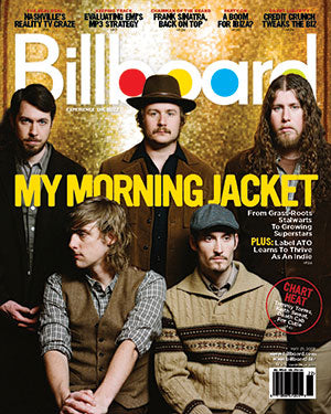 Billboard Back Issue Volume 120, Issue 22
