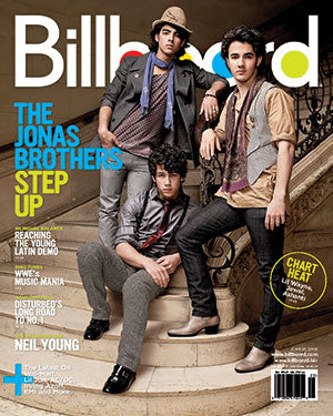 Billboard Back Issue Volume 120, Issue 25