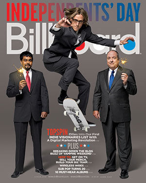 Billboard Back Issue Volume 120, Issue 26