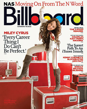 Billboard Back Issue Volume 120, Issue 27