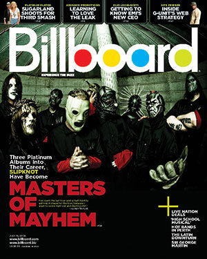 Billboard Back Issue Volume 120, Issue 29