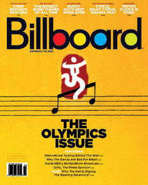 Billboard Back Issue Volume 120, Issue 32