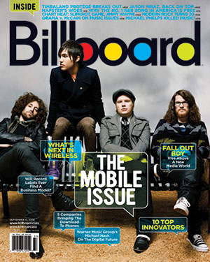 Billboard Back Issue Volume 120, Issue 37