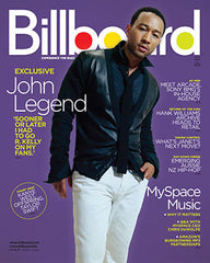 Billboard Back Issue Volume 120, Issue 40