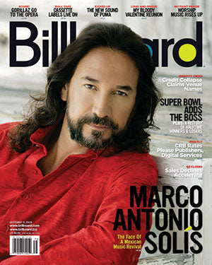 Billboard Back Issue Volume 120, Issue 41