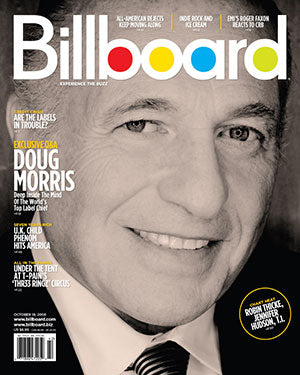 Billboard Back Issue Volume 120, Issue 42