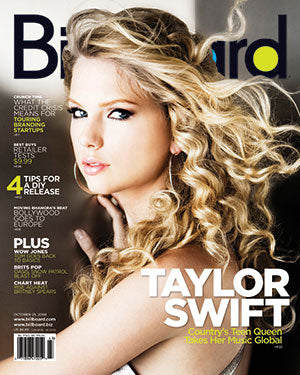 Billboard Back Issue Volume 120, Issue 43