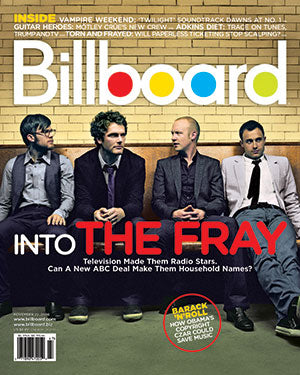 Billboard Back Issue Volume 120, Issue 47