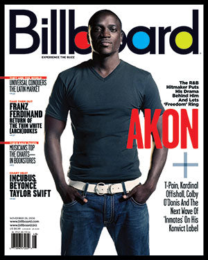 Billboard Back Issue Volume 120, Issue 48