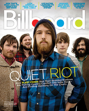 Billboard Back Issue Volume 121, Issue 5