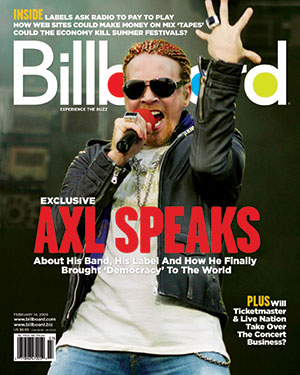 Billboard Back Issue Volume 121, Issue 6