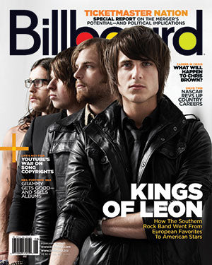 Billboard Back Issue Volume 121, Issue 7
