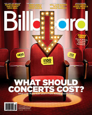 Billboard Back Issue Volume 121, Issue 9