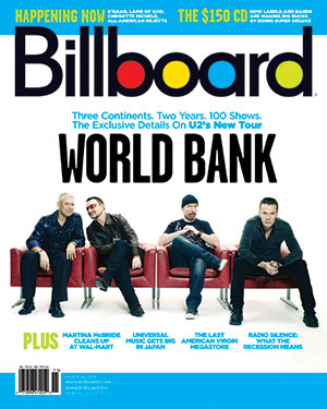 Billboard Back Issue Volume 121, Issue 10