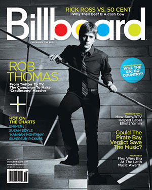 Billboard Back Issue Volume 121, Issue 17