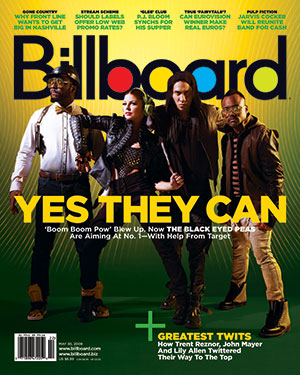 Billboard Back Issue Volume 121, Issue 21