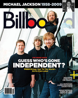 Billboard Back Issue Volume 121, Issue 26
